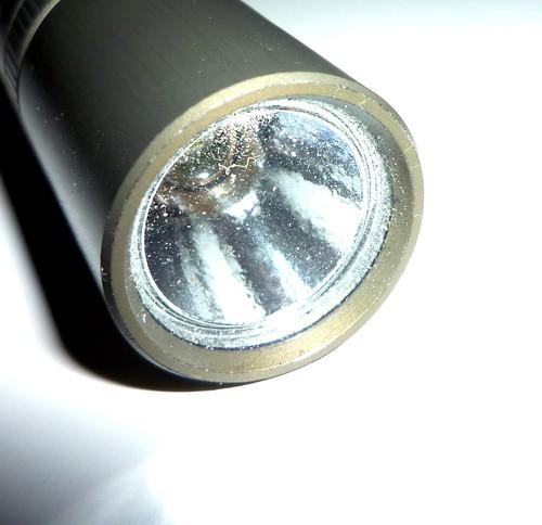 Fenix P2D Torch - Front