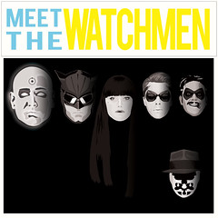 Meet The Watchmen (Jordan.A.) Tags: photoshop comics graphicdesign rorschach cover heads albumcover comicbooks beatles graphicnovel ringo alanmoore niteowl ozymandias thewatchmen meetthebeatles coverdesign mockcover drmanhattan thecomedian silkspectre mockdesign
