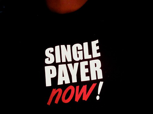 From flickr.com: Single Payer now! {MID-71074}