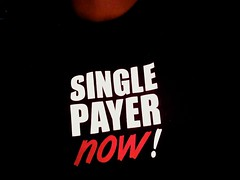 Single Payer now! tshirt