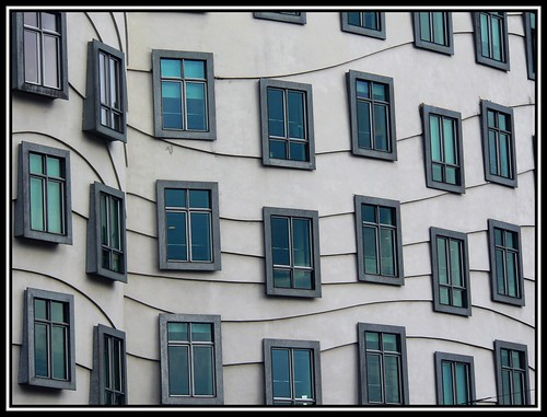 Ginger & Fred - Dancing House