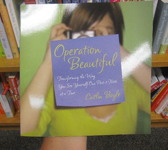 Operation Beautiful the Book