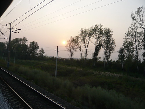 siberian sun