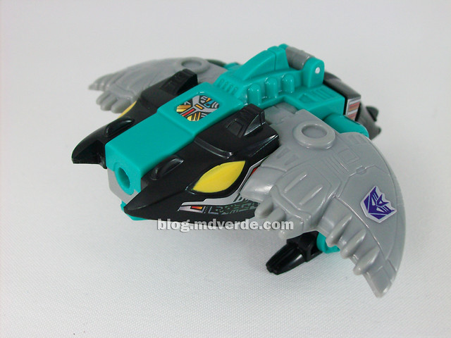 Transformers  Seawing G1 Reissue - modo alterno