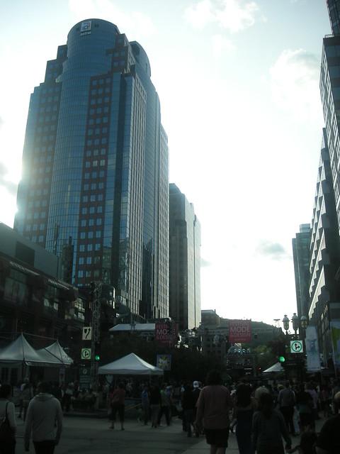 Edificio de Montréal