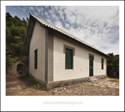 Casa forestal Cruz del Carmen