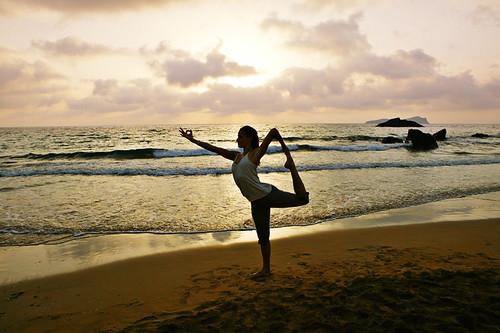 Lara Baumann, Quantum Yoga Ibiza
