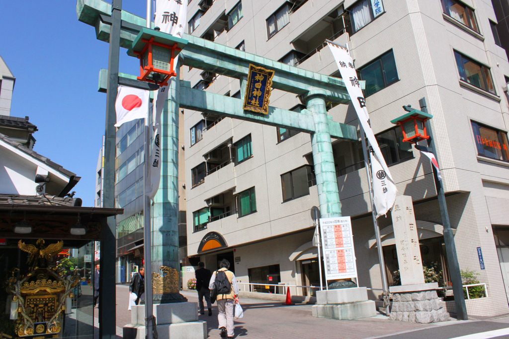 The art of the walk for gastronome in Kanda (36)