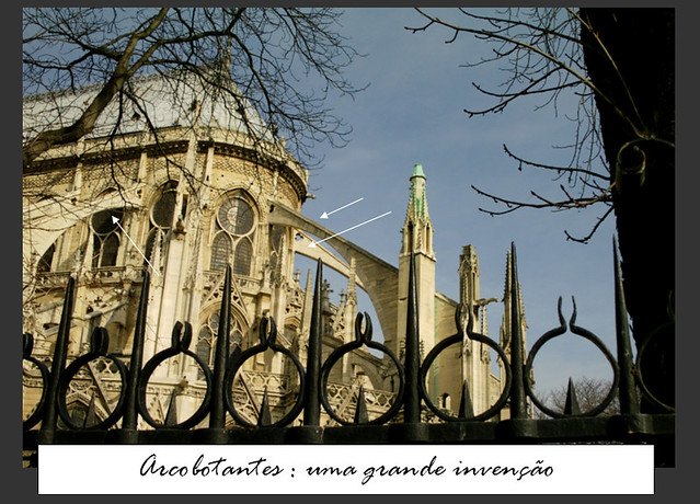 Arcobotantes Notredame