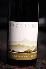 Cloudy Bay 2004 Late Harvest Riesling