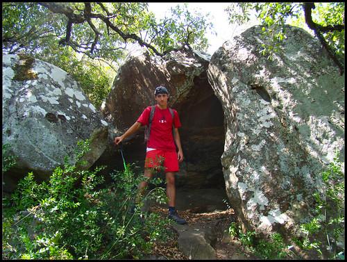 Cueva de la ruta