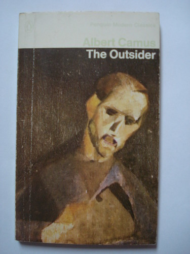 From flickr.com: The Outsider by Albert Camus {MID-214163}