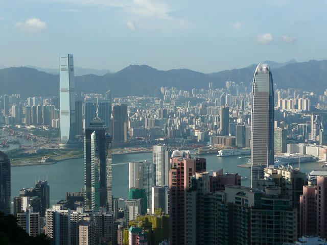 Hong Kong Skyscrapers