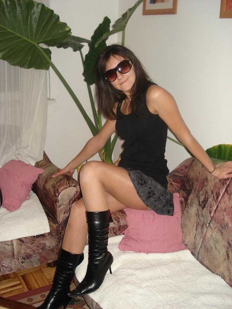 erding sex minirock und stiefel