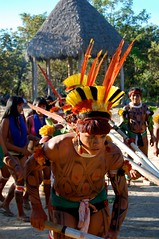 DSC_1068 (semente33) Tags: india xingu ritual terra sul indio tribo aldeia pachamama americano goias indigena cantos paje xama kayaps yawalapitis triboarcoiris