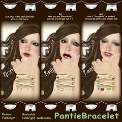 :+*R*+: Panty Bracelet