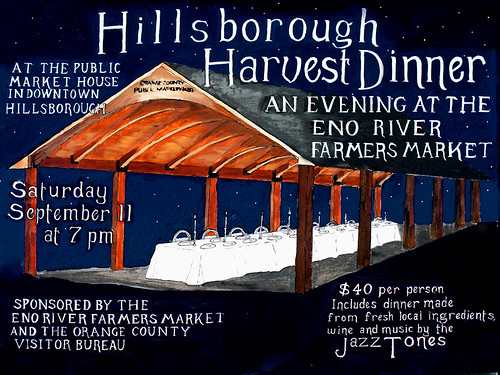 Hillsborough Harvest Dinner