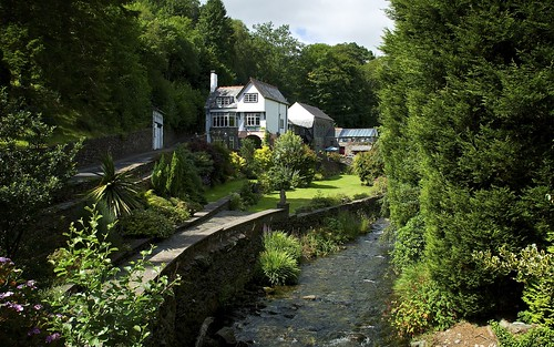 Glandwr Mill, Barmouth