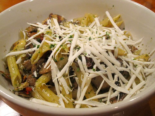 Penne Franco at Carrabba's Event