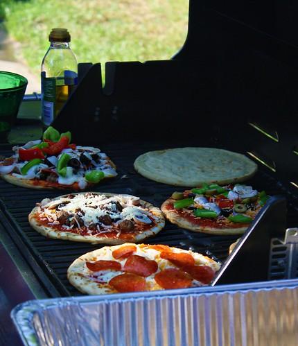 Boboli PIzza Party