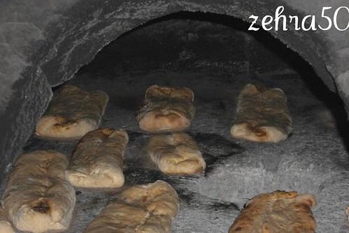 kara firinda göre cöregi hemde degisik tadlarda