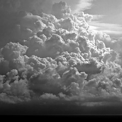 Babel (Lumase) Tags: sea bw topf25 clouds square elba tuscany babel isoladelba the4elements
