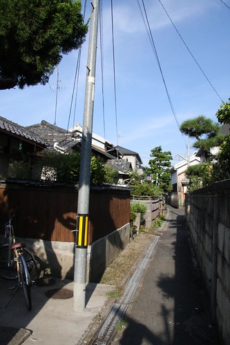 Alley,路地
