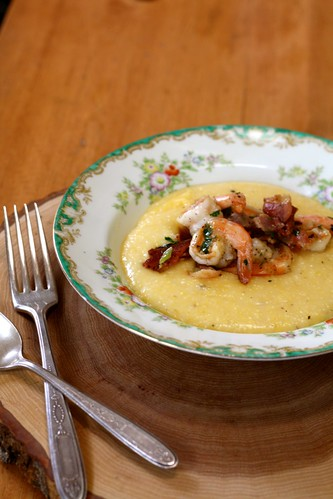 Shrimp and Grits | Joy the Baker