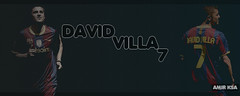 DAVID VILLA -   (--..) Tags: david villa
