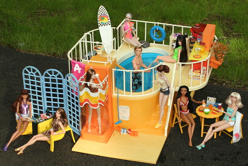 Pool Party Every Day A Dollie