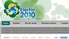 Projeto Eleitor 2010