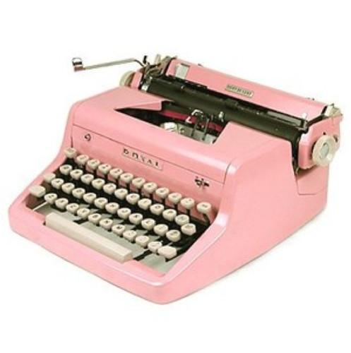 pinktypewriter