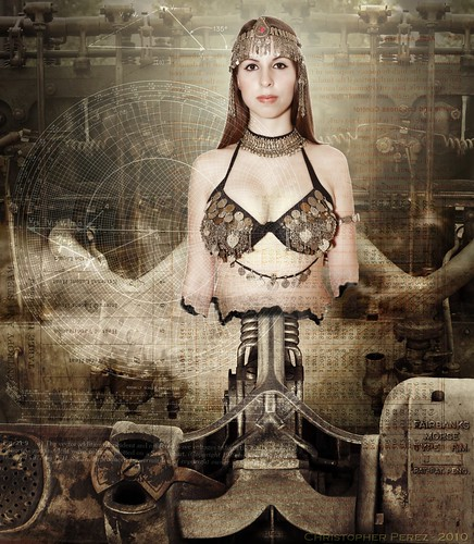 Matter Compiler - fabricating Madonna
