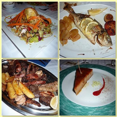 Cena en Es Tanco en Sant Rafel de Sa Creu