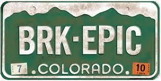 Breck Epic logo