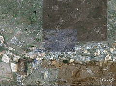 Johannesburg @ google earth