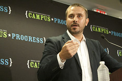 Jeremy Scahill Addresses Participants (Generation Progress) Tags: training campus army student progress jeremy most worlds summit rise blackwater powerful questions journalism mercenary scahill