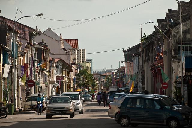 Street - Penang, Malaysia