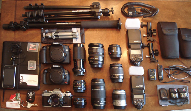 journal headphones canonae1 canonef28135mmf3556isusm canonef50mmf18ii canonfd50mmf18 manfrottotripod manfrottomonopod canonef75300mmf456 canon50d loweproslingshot200aw canon580exii canoneflenses canonef2890mmf3556ii cactusv4 appleiphone3g canonef1855mmf3556is canont1i cadillacstskeys interfitshoecable pearlstonediffuser interfitwirelessshutterrelease