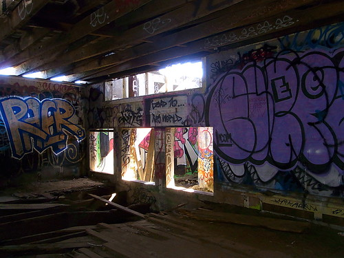 Inside Graffiti