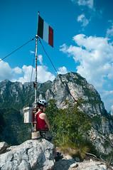 Summiting an Alp