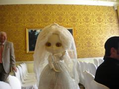 Eva at the wedding ;)