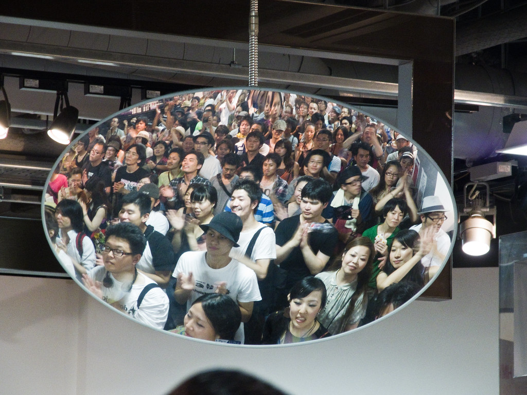 The Last day of HMV shibuya Japan1270