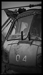 _N5_DSC0913bw copy (mingthein) Tags: old blackandwhite bw monochrome museum plane vintage airplane force availablelight 5 aircraft sony air helicopter malaysia kuala 1855 alpha retired malaysian kl ming lumpur sungai besi nex onn tudm thein photohorologer mingtheincom