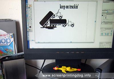 1 screen printing tutorial computer