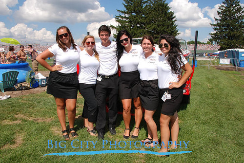 IMS Brand Ambassadors at the Beach Bash
