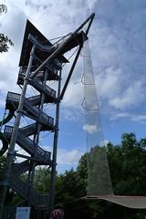 Sprungturm für Mutige