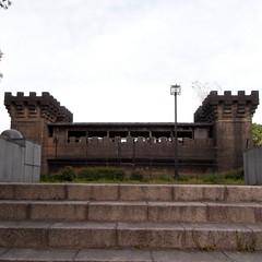 Komatsugawa Lock Gate 01