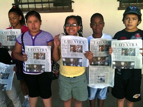 Freedom Schools LA Times