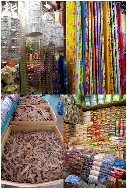 Goods Sold @ Pasar Siti Khadijah